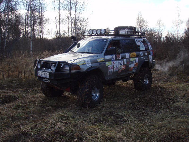 фото с mitsubishi off-road